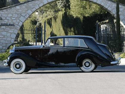 1953 Rolls-Royce Silver Wraith Limousine by Hooper 4