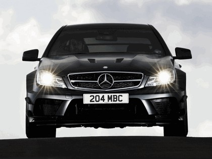 2011 Mercedes-Benz C63 AMG coupé Black Series - UK version 10
