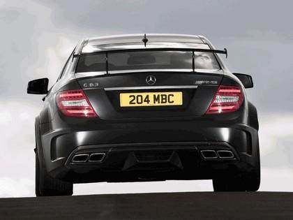 2011 Mercedes-Benz C63 AMG coupé Black Series - UK version 12