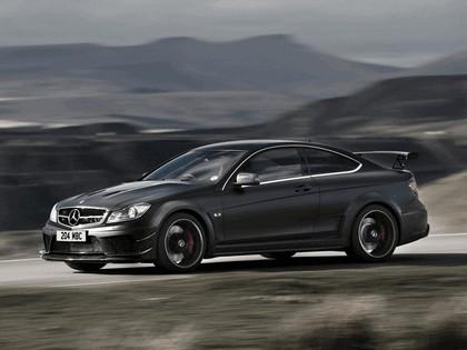2011 Mercedes-Benz C63 AMG coupé Black Series - UK version 15
