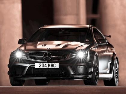 2011 Mercedes-Benz C63 AMG coupé Black Series - UK version 19