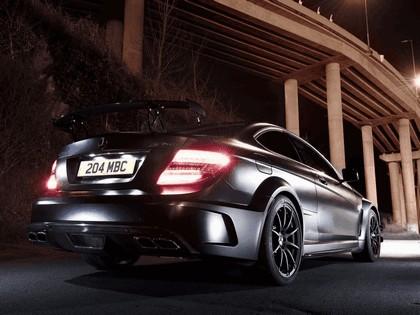 2011 Mercedes-Benz C63 AMG coupé Black Series - UK version 21