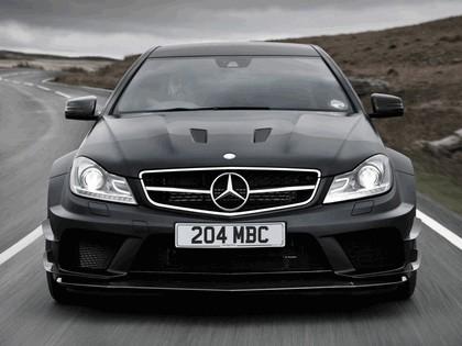 2011 Mercedes-Benz C63 AMG coupé Black Series - UK version 22
