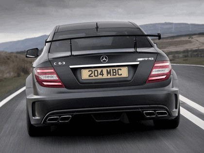 2011 Mercedes-Benz C63 AMG coupé Black Series - UK version 23