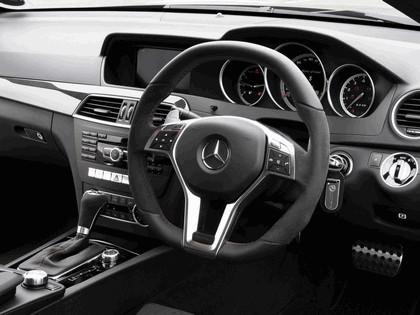 2011 Mercedes-Benz C63 AMG coupé Black Series - UK version 26