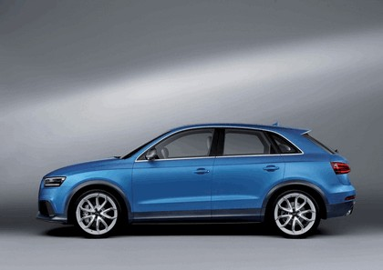 2012 Audi RS Q3 concept 11