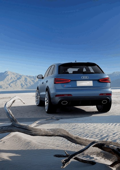 2012 Audi RS Q3 concept 16