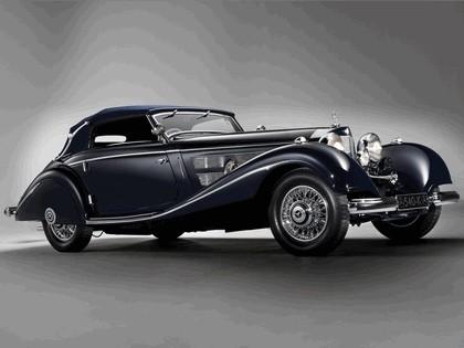 1937 Mercedes-Benz 540K Cabriolet A 1