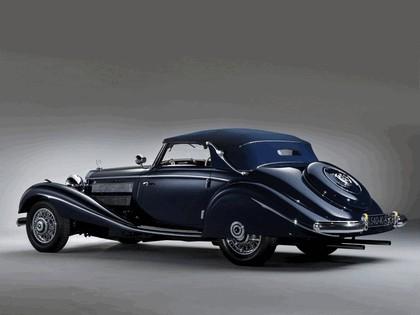 1937 Mercedes-Benz 540K Cabriolet A 3