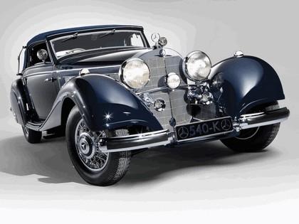 1937 Mercedes-Benz 540K Cabriolet A 5