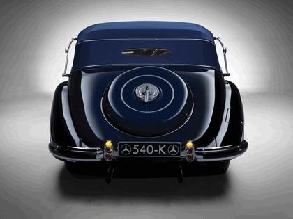 1937 Mercedes-Benz 540K Cabriolet A 6