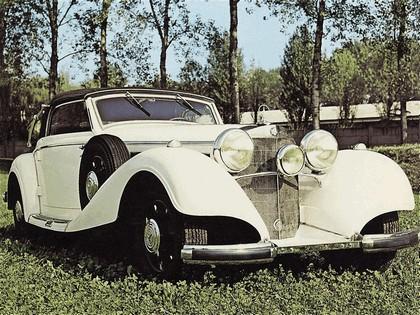 1937 Mercedes-Benz 540K Cabriolet A 7
