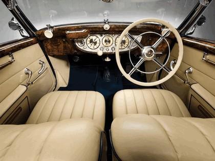 1937 Mercedes-Benz 540K Cabriolet A 8