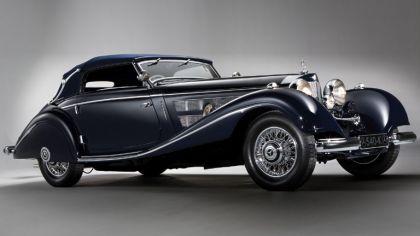 1937 Mercedes-Benz 540K Cabriolet A 4