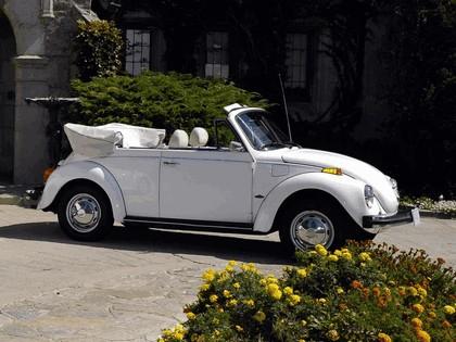 1977 Volkswagen Beetle convertible type 1 1