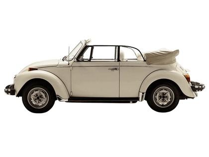 1977 Volkswagen Beetle convertible type 1 4