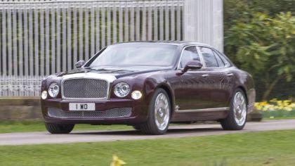 2012 Bentley Mulsanne Diamond Jubilee Edition 3