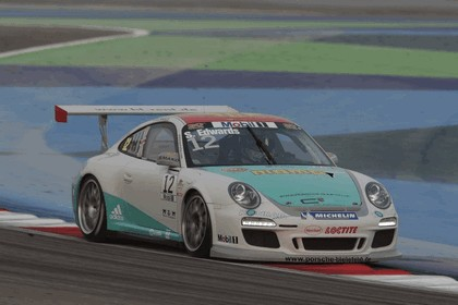 2012 Porsche 911 ( 997 ) GT3 Cup - Porsche Mobil 1 Supercup - Bahrain 17