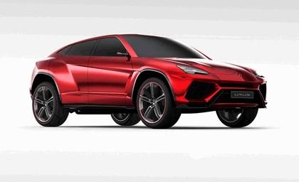 2012 Lamborghini Urus concept 1