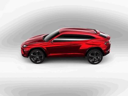 2012 Lamborghini Urus concept 4