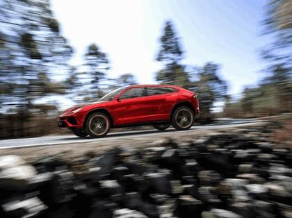 2012 Lamborghini Urus concept 7