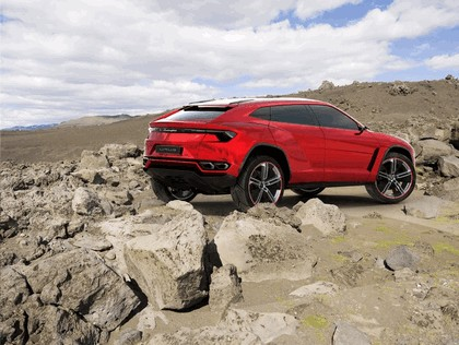 2012 Lamborghini Urus concept 9