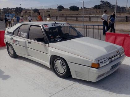 1985 Citroën BX 4TC rally 2