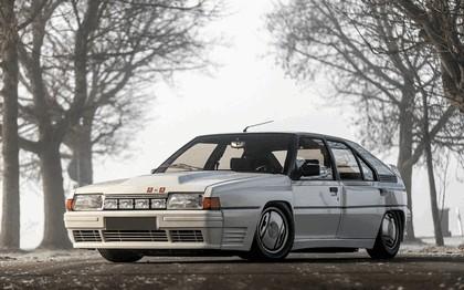 1985 Citroën BX 4TC rally 4