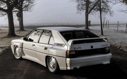 1985 Citroën BX 4TC rally 6
