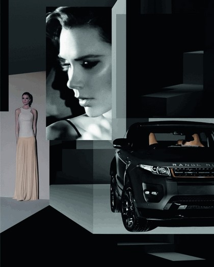 2012 Land Rover Range Rover Evoque Victoria Beckham 14