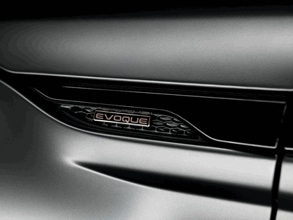 2012 Land Rover Range Rover Evoque Victoria Beckham 19