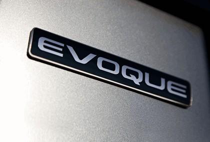 2012 Land Rover Range Rover Evoque Victoria Beckham 21