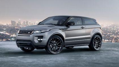 2012 Land Rover Range Rover Evoque Victoria Beckham 4