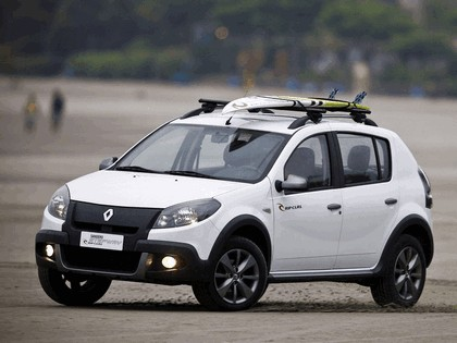 2012 Renault Sandero Stepway Rip Curl 1