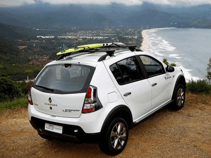 2012 Renault Sandero Stepway Rip Curl 5