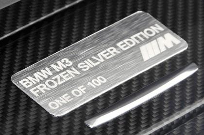 2012 BMW M3 ( E92 ) Frozen Silver Edition 3