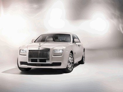 2012 Rolls-Royce Ghost Six Senses concept 1