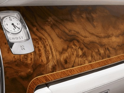 2012 Rolls-Royce Ghost Six Senses concept 5