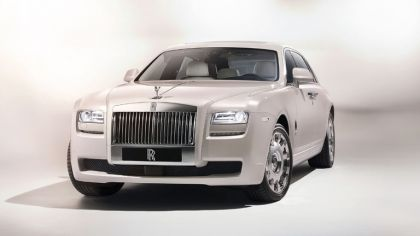 2012 Rolls-Royce Ghost Six Senses concept 3