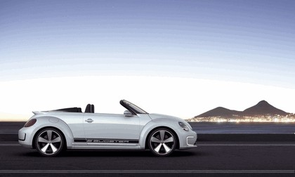2012 Volkswagen E-Bugster cabriolet concept 1