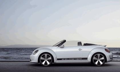 2012 Volkswagen E-Bugster cabriolet concept 2