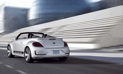 2012 Volkswagen E-Bugster cabriolet concept 4