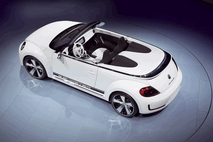 2012 Volkswagen E-Bugster cabriolet concept 5