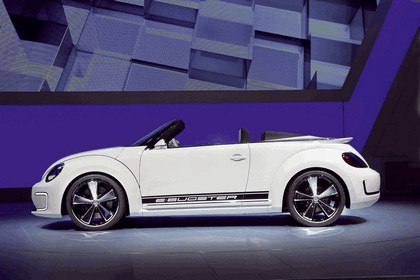 2012 Volkswagen E-Bugster cabriolet concept 8