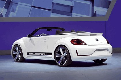 2012 Volkswagen E-Bugster cabriolet concept 9