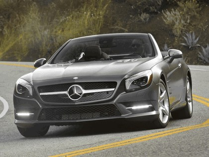 2012 Mercedes-Benz SL550 AMG sports package - USA version 1