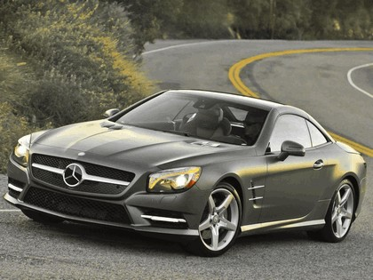 2012 Mercedes-Benz SL550 AMG sports package - USA version 3