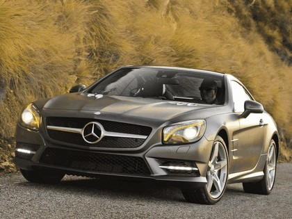2012 Mercedes-Benz SL550 AMG sports package - USA version 4