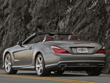 2012 Mercedes-Benz SL550 AMG sports package - USA version 5