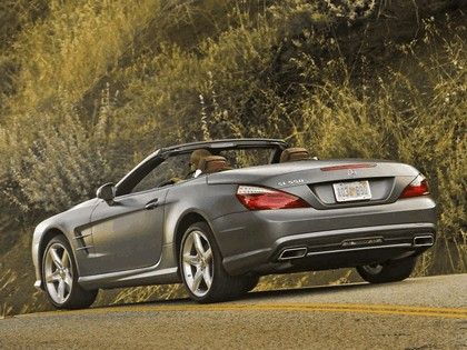 2012 Mercedes-Benz SL550 AMG sports package - USA version 7